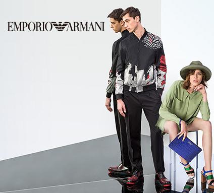 EMPORIO ARMANI 男女时尚服饰