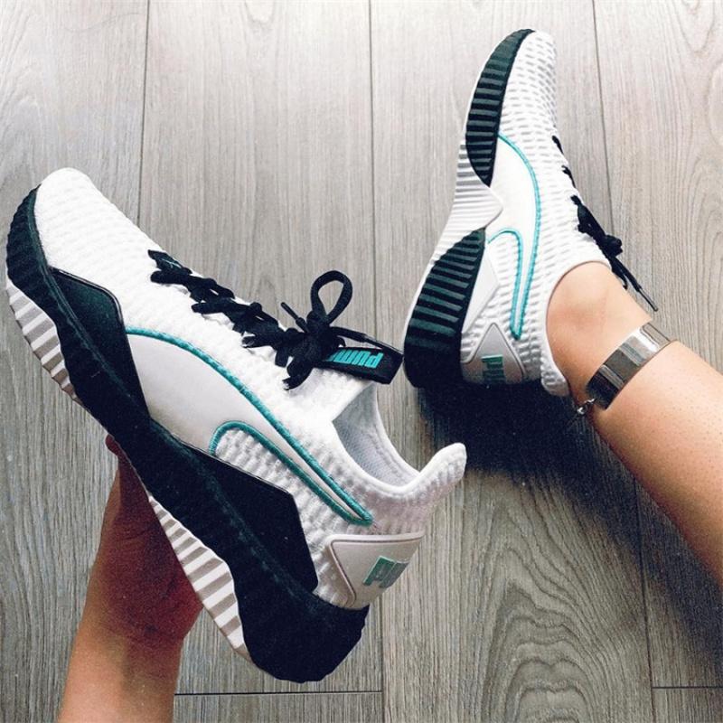 打破传统印象,原来训练鞋也可以这么美 PUMA Defy 女式运动鞋