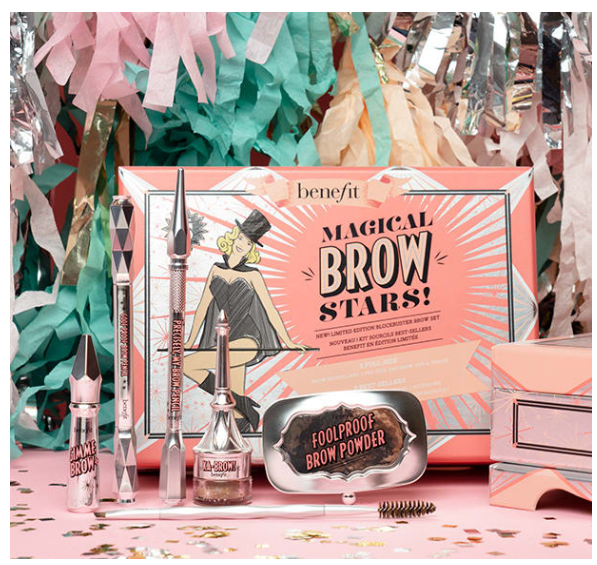 Benefit Magical Brow Star喜上眉梢魔法套裝