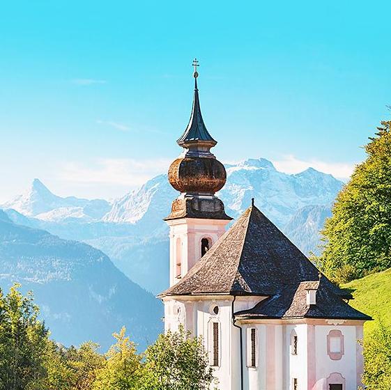 如此美妙的巴伐利亚之旅