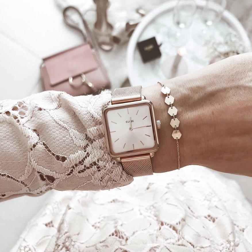 美貌又高性价比的荷兰小众手表首饰 CLUSE