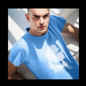 Style满满的老佛爷Karl Lagerfeld 男装T恤POLO衫