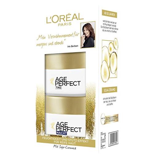 L'Oreal巴黎欧莱雅 Age Perfect 日夜面部护理套装