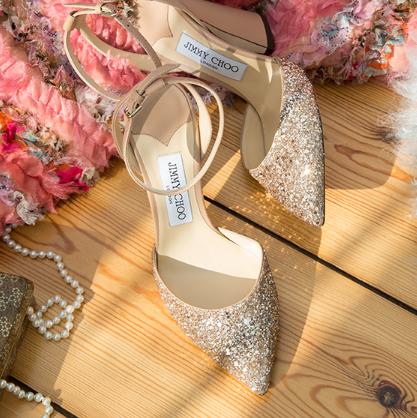 全世界女人都想要的美鞋 JIMMY CHOO精选女鞋