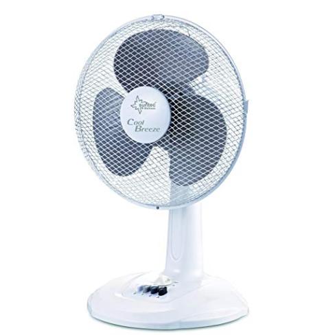 快为即将到来的夏天做准备!SUNTEC Tischventilator CoolBreeze 台式电风扇