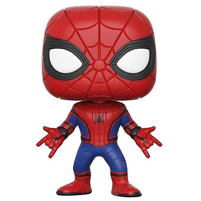 漫威迷快来带小蜘蛛回家吧!POP! MARVEL 蜘蛛侠人仔