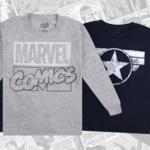 Marvel 和 DC迷们千万不要错过! 超级英雄系列T恤和卫衣