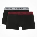 CALVIN KLEIN 男士平角内裤 两条组合装