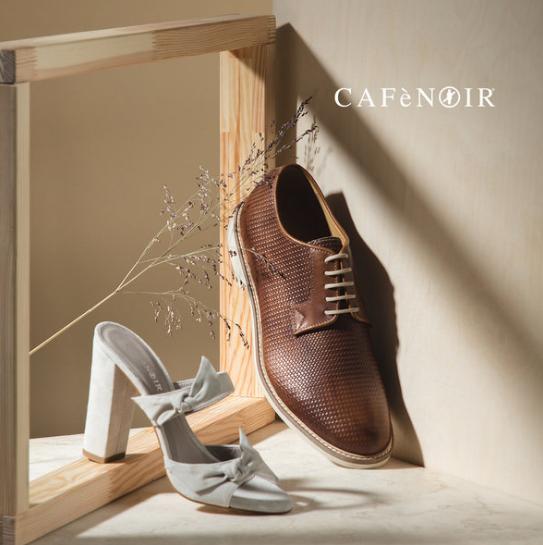 意大利CAFèNOIR男女鞋履