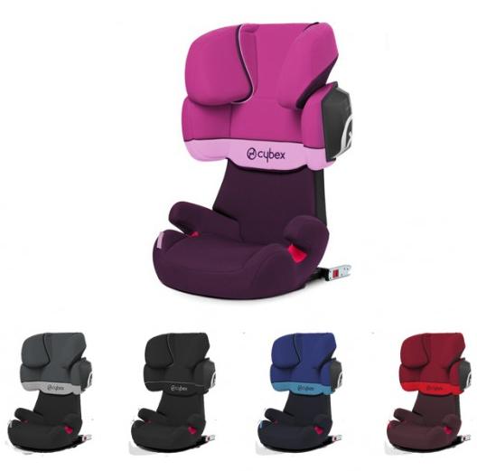 Cybex Silver Solution X2-fix 汽车安全座椅