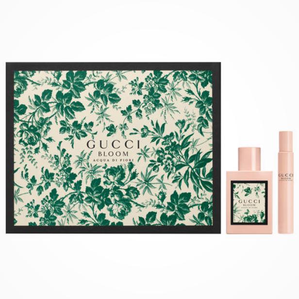 Gucci Bloom Acqua di Fiori 花悦绿意女士淡香水套装
