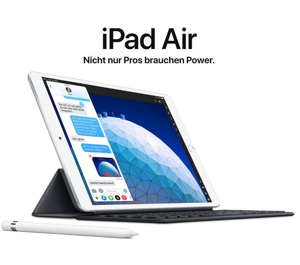 Apple iPad Air 64 GB WiFi 深空灰色