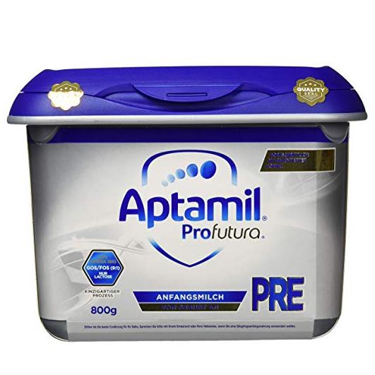 Aptamil 爱他美白金版婴儿奶粉 pre阶段 0-6个月宝宝适用