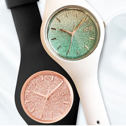 爆好看的ice手表 比利时小众潮牌 给夏天来点特别的颜色!