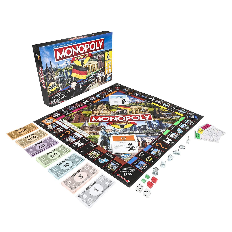 大家一起玩才是真Happy! Hasbro Monopoly 大富翁 德国主题