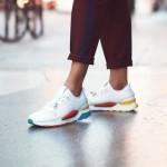 极致色彩极致白 PUMA RS-0 PLAY Sneaker 男女同款