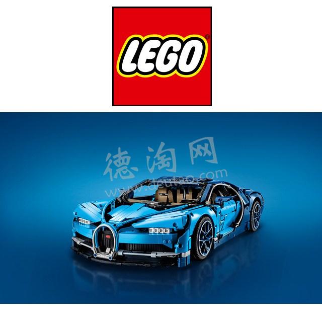 【直邮中国】Lego 布加迪凯龙超跑