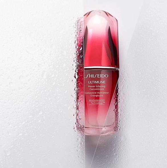 强化肌肤屏障,加乘后续护肤品吸收 – Shiseido 资生堂红妍肌底液