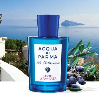 李佳琦的清风徐来-Acqua di Parma 帕尔玛之水桃金娘加州桂