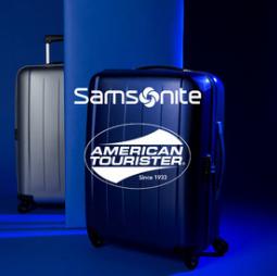 Samsonite 新秀丽,American Tourister等高质量品牌箱包精选