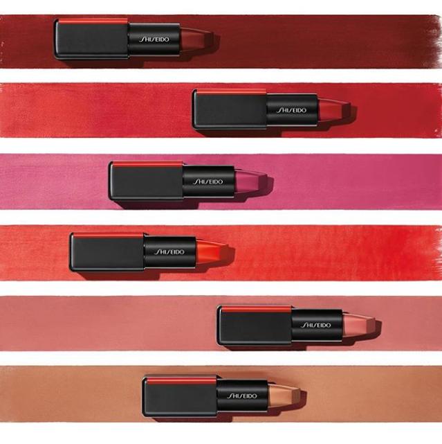 Shiseido 银座磨雾口红