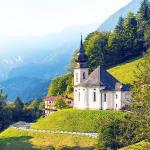 换个地方过慢生活,比如德国,奥地利,意大利三国山里