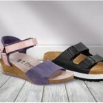 Birkenstock的美丽副线Papillio 凉鞋专场