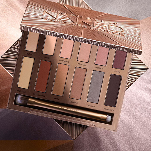 Urban Decay Ultimate Basics 全哑光眼影盘