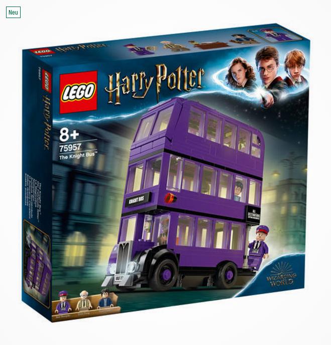 Lego新款哈利波特系列!魔法之梦从未离开!