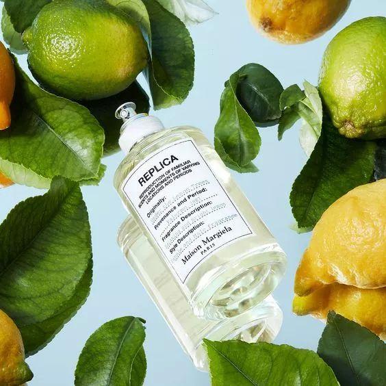 吴谨言推荐的小众香水屋–MAISON MARGIELA 柠檬树下