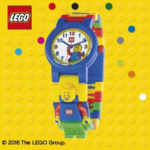 童心童趣 Lego 乐高儿童手表Classic 8020189