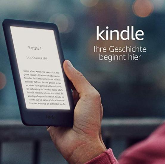 超高性价比!全新Kindle青春版