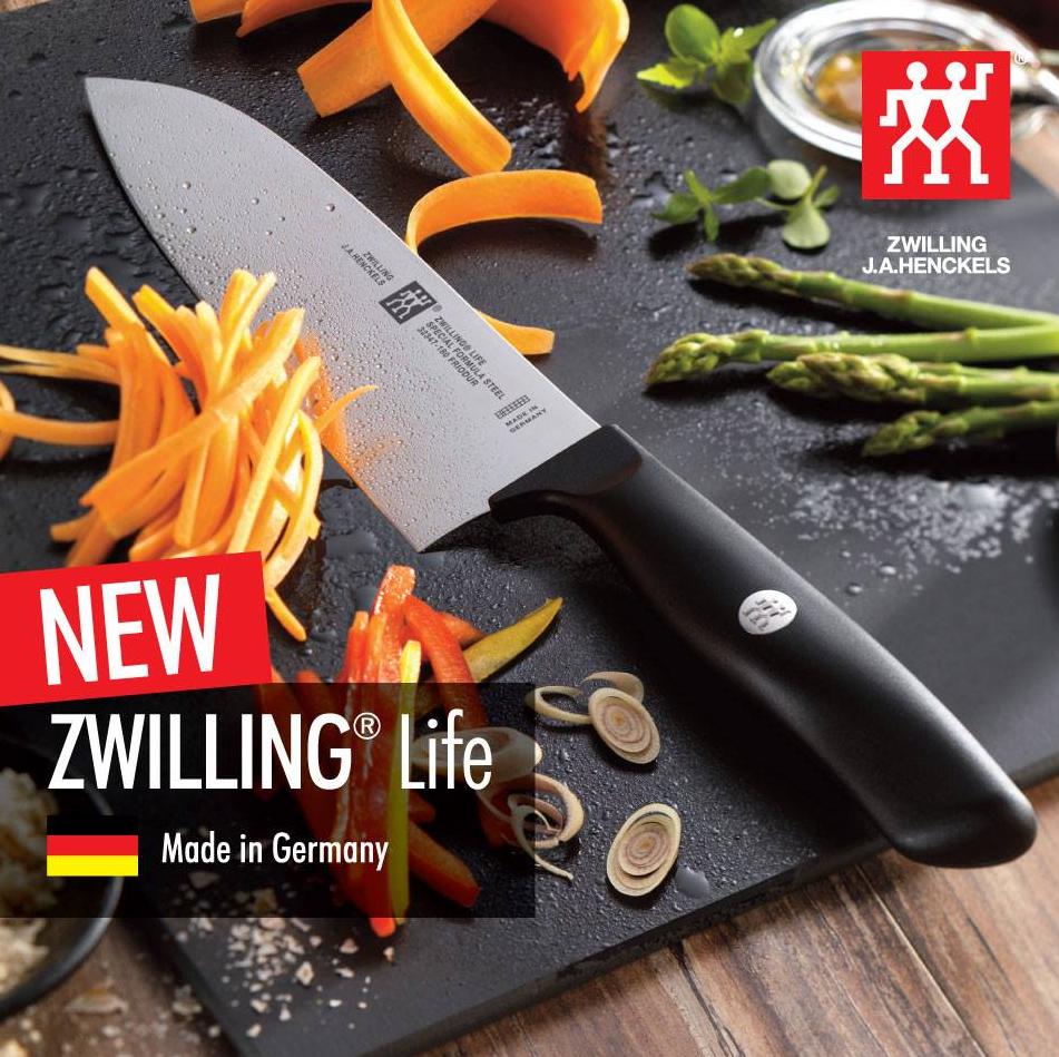 ZWILLING双立人Life系列刀具6件套