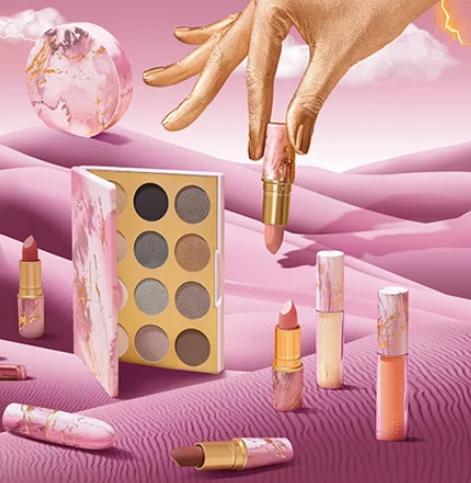 MAC Electric Wonder Kollektion  电光奇迹 粉色大理石纹系列彩妆!