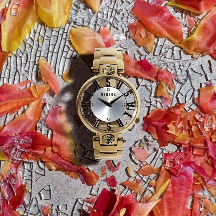 范思哲Versace年轻副线品牌 Versus男女腕表