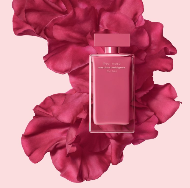 Narciso Rodriguez for her Fleur Musc 纳茜素玫瑰麝香