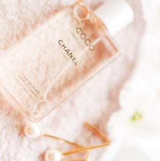 Chanel COCO MADEMOISELLE 香奈儿可可小姐香水身体滋润油