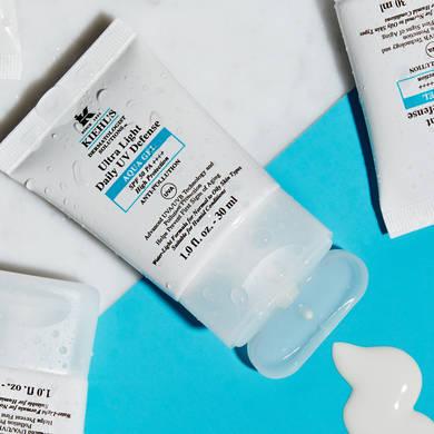 Kiehl's 科颜氏专为油肌设计的全效抗污染防晒啫喱霜/水防晒
