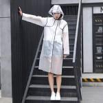 向往的生活 宋茜张子枫同款雨衣!