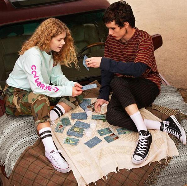 【直邮中国】基本上潮人鞋柜都有的 Converse帆布鞋专场 男女鞋童鞋都有!