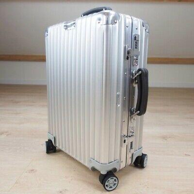 一个红遍半个娱乐圈的拉杆箱品牌 Rimowa行李箱