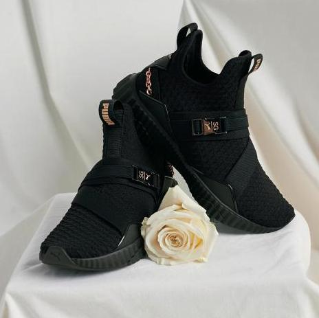赛琳娜刘雯同款!PUMA Defy Mid时尚运动鞋