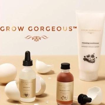 【直邮中国】快抢!!英国最火生发精华品牌Grow Gorgeous