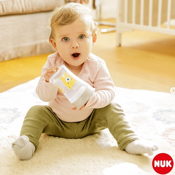 德国NUK初生婴儿奶瓶及多款婴儿用品
