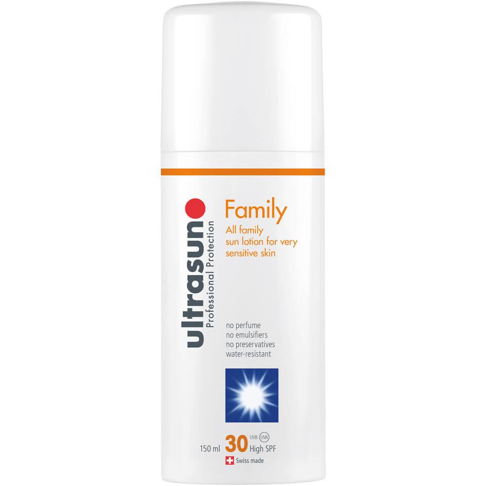 【直邮中国】防晒产品中的专家级别!Ultrasun防晒抗衰老乳液 SPF30 家庭装