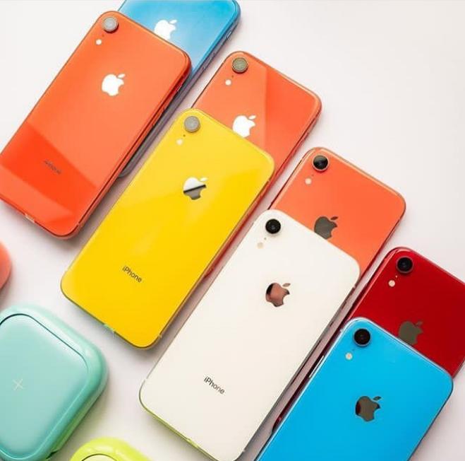 iPhone XR(64G)五彩绚烂,活力十足