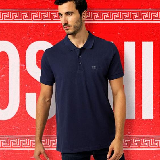 Moschino 男士专场:Polo衫,衬衫,内裤