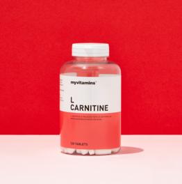 左旋肉碱 L-Carnitine 减脂减体重