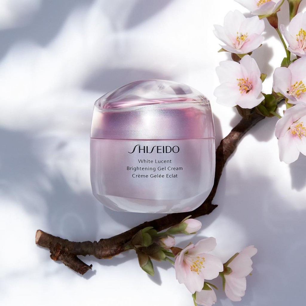 Shiseido White Lucent 资生堂新透白美肌啫喱乳霜