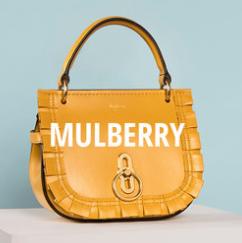 英国低调顶级品牌 Mulberry 来了!